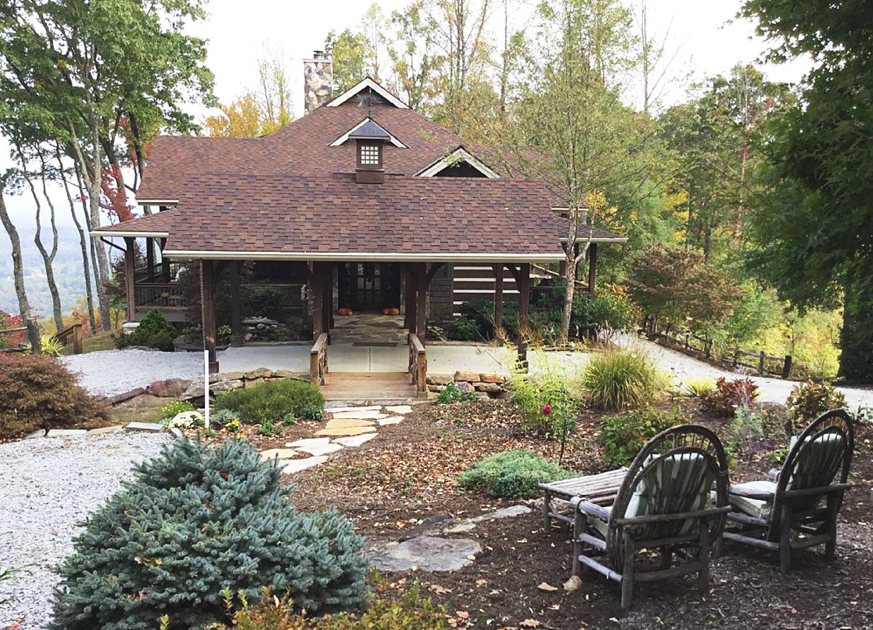 Smoky Mountains Luxury Vacation Rental With Sweeping Views