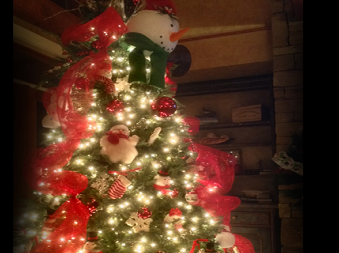 Christmas at Buttercup Haven - - Franklin Vacation Rental NC